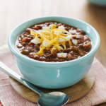 Four Bean Chili